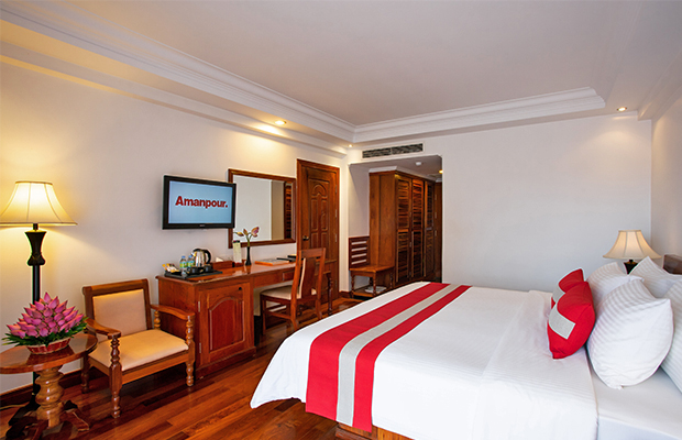 The Angkor Escape Package Premium